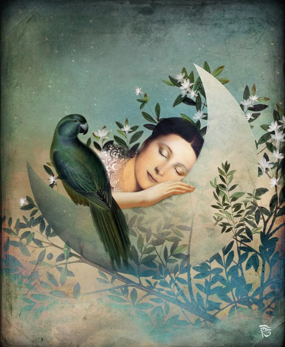 Christian Schloe - Austrian Surrealist Digital painter - Tutt'Art@ (11)