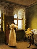 georg_friedrich_kersting_-_at_the_mirror_-_wga12123